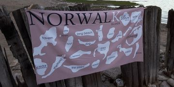 The Norwalk Islands.  Long Island Sound Series