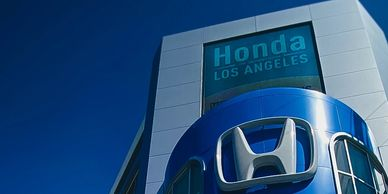 Honda of Downtown Los Angeles, California #1 Honda Dealership