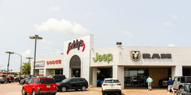Eddy's Chrysler Dodge Jeep Ram Wichita, KS