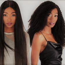 Raw Indian Virgin Human Hair Extensions in Columbia Maryland. Bundles, Closures, Sew-in Weave