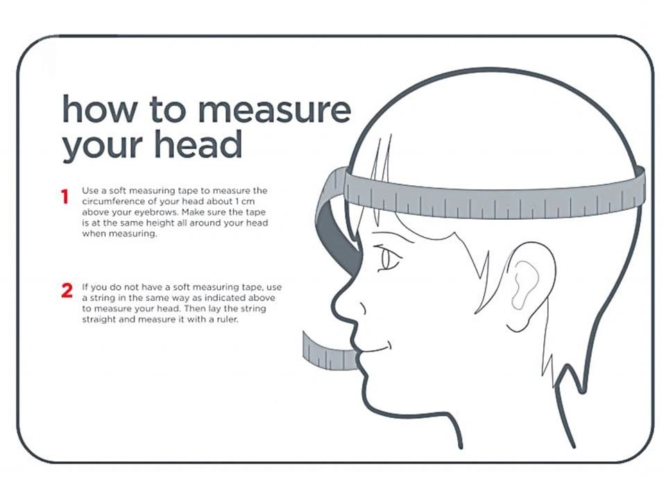 HOW TO MEASURE YOUR HEAD   Divalicious Salon