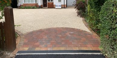 Block Paving and Tarmac Driveways Broughton Astley