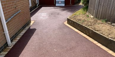 Tarmac Driveways Leicester