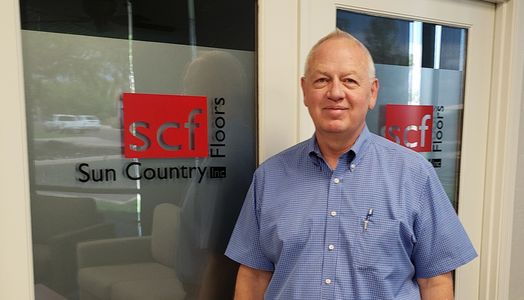 Bob Seiter, President of Sun Country Floors, Inc.