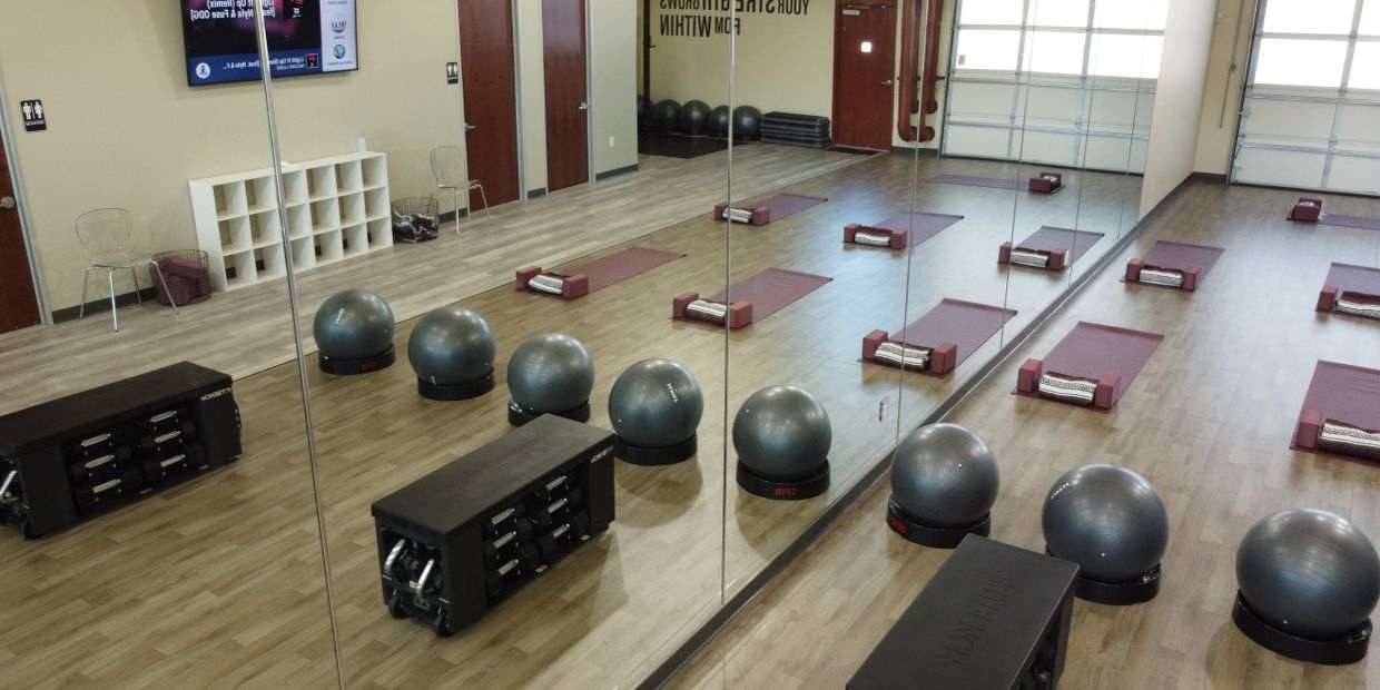 Bump Fitness Club Chandler, AZ Commercial Resilient Installation