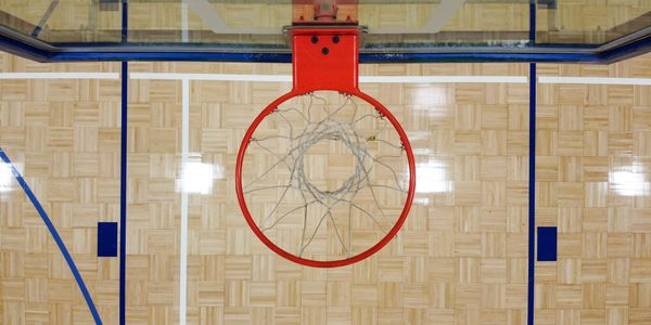 Maple Basketball Court Installation