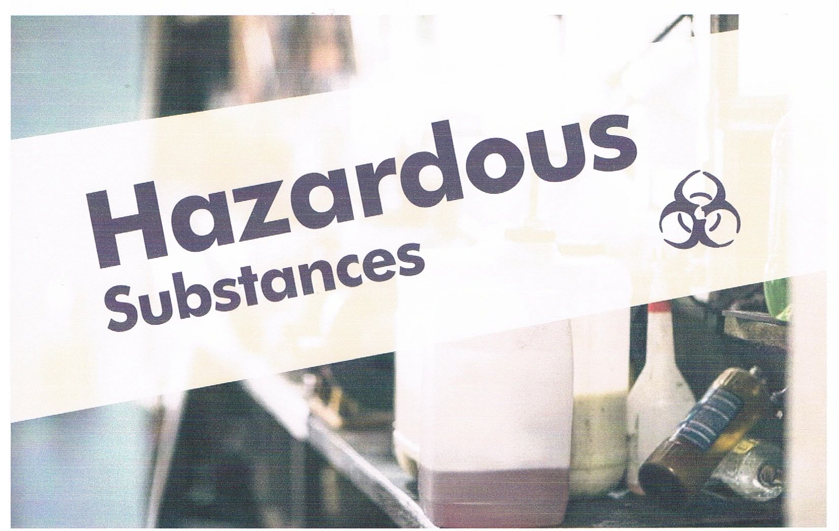 Business Systems Sorted Hazardous Substance services