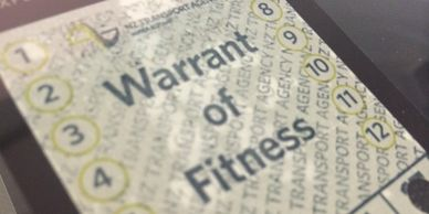Warrant of Fitness (WOF) Quality Management System (QMS) Regulations.