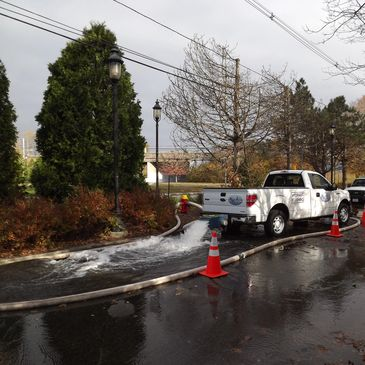 Semi Annual hydrant flushing