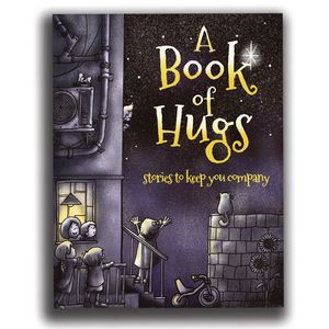 A Book of Hugs Children's book Kids book COVID-19 Singapore Charity Simon Wray David Liew