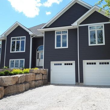 Custom Home Port Perry