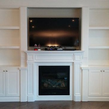 Built In Cabinets Oshawa