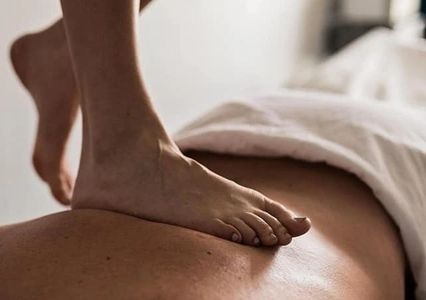 experience the advantages of ashiatsu barefoot shiatsu