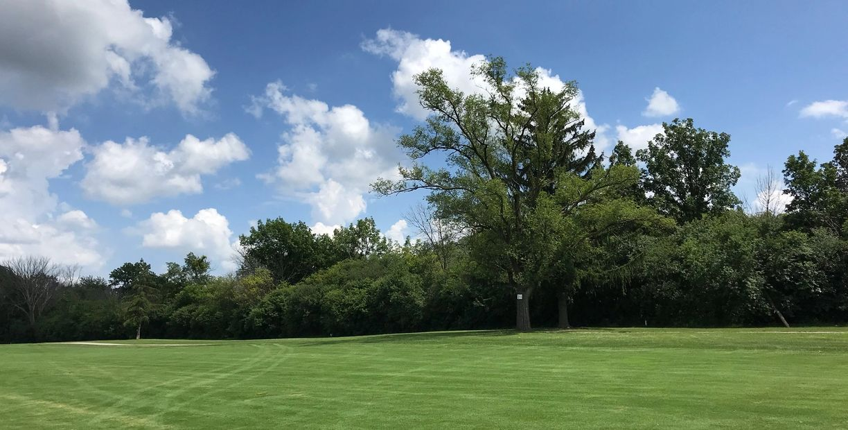 Beautiful double lot on golf course 30 minutes from Chicago