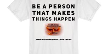 Be a person that makes things happen