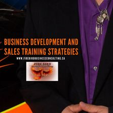 Business Development Sales Training Growth Services - Firebird Business Consulting Saskatoon Canada