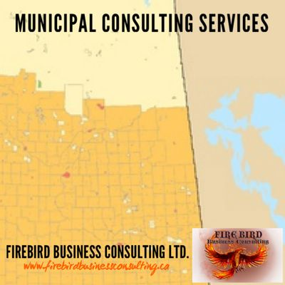 Municipal Consulting Services - Firebird Business Consulting servicing Saskatoon, Regina and Canada