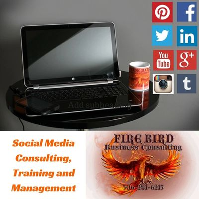 Social Media Training - Social Media Consulting Ltd. - Firebird Business Consulting Ltd.