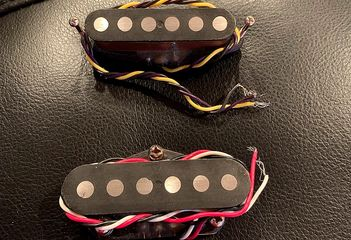 Schecter Tele Tapped pickups Set