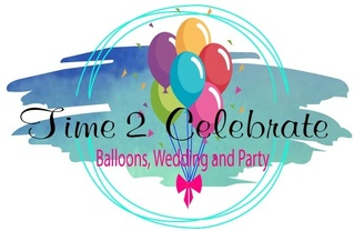 Time 2 Celebrate  Balloons, Weddings & Parties