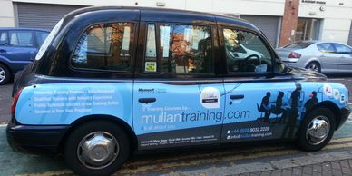 Courses are delivered by mullanITtraining.com