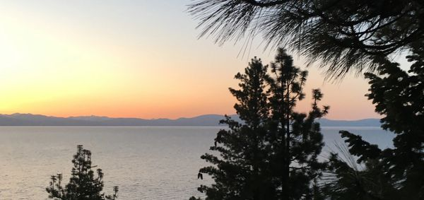 Lake Tahoe in July, a remarkable view that brings peace to the soul.