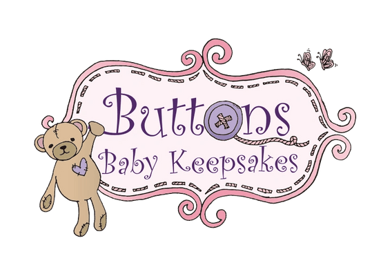 Buttons Baby Keepsakes