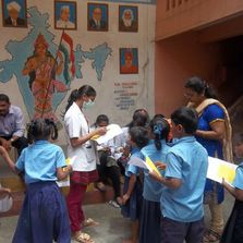 Our Strategy Make health education mandatory from Class I-XII in every school in India