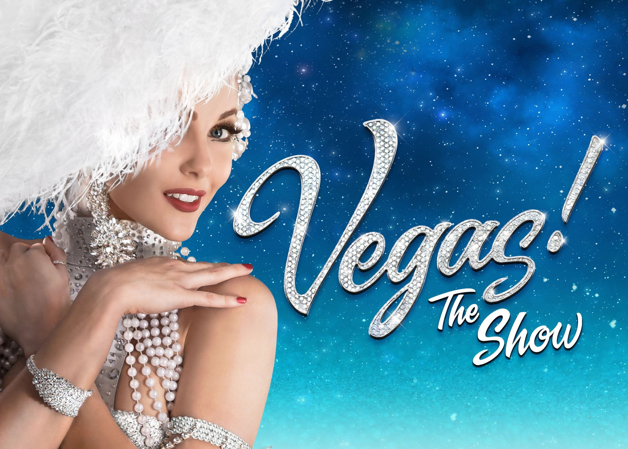 Showgirls are featured in VEGAS! THE SHOW