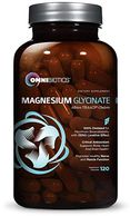 Magnesium Glycinate - 100% Pure Albion TRAACS Bisglycinate Chelate Supplement - 200 mg