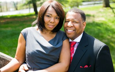Our Senior Pastors Shawn & Tonya Knight