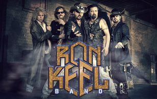 Ron Keel Band 2020 Promo Photo