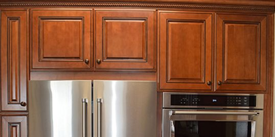taking care of wood finishes on cabinets
