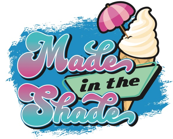 Made In The Shade  mobile ice cream parlor for parties and events