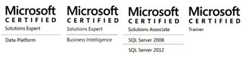 Certificaciones Microsoft  Microsoft Solution Expert Data Platform/Business Intelligence