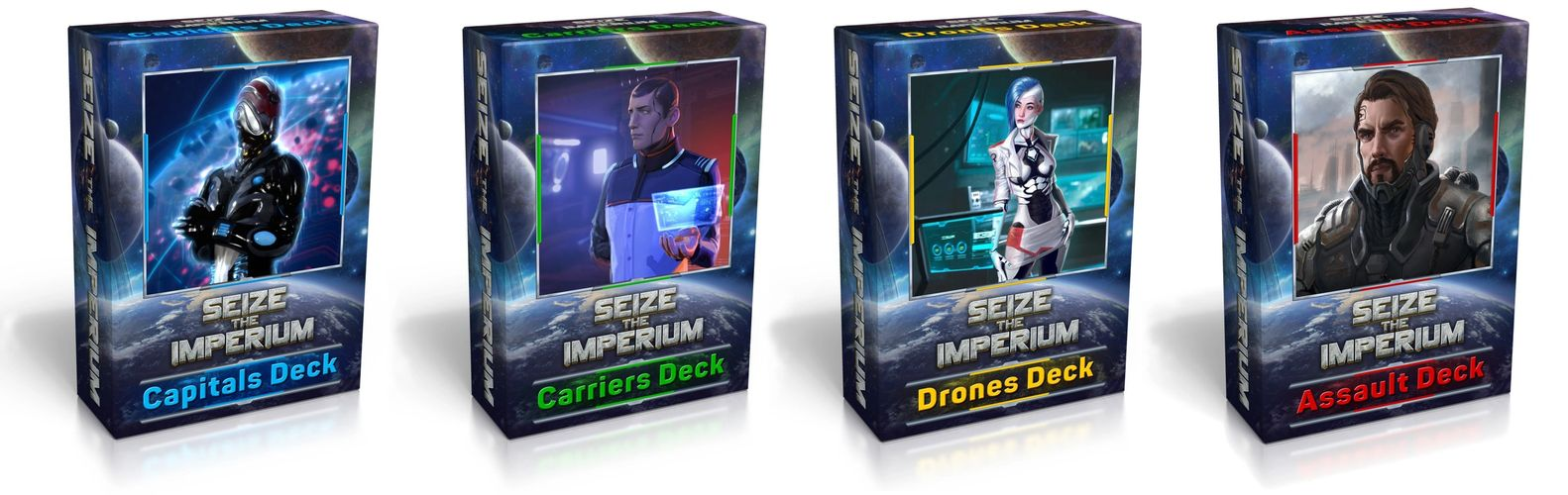 Core Starter set now available on Kickstarter through March 27th1