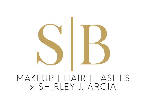 S|B MAKEUP | HAIR | LASHES x SHIRLEY J. ARCIA