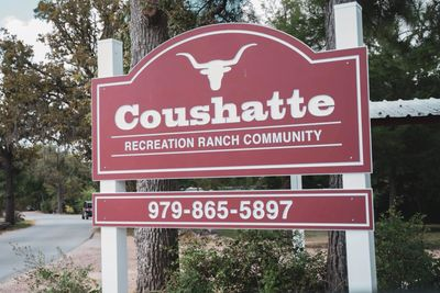 Couchatte Ranch in Belleville, Texas RV camping