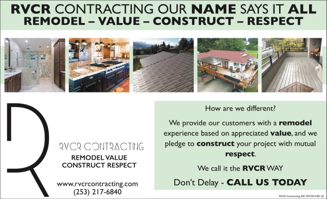 RVCR Contracting INC