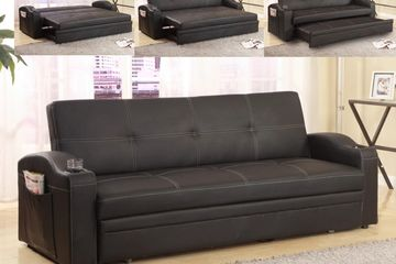 futon sofa exclusive for game room