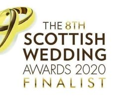 Finalist Scottish wedding awards best cake maker