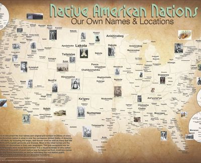 Native American Indian ancestry research