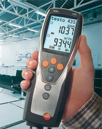 Air Quality Testing Instruments