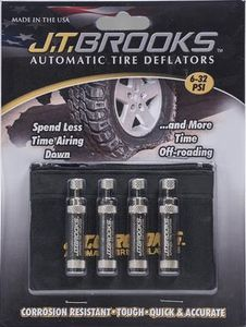 Automatic Tire Deflators - Standard Set