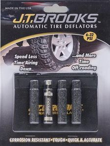 Automatic Tire Deflators - Single Pack