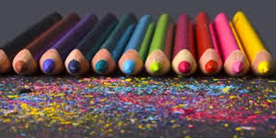 Each drawing is given life when color is used. Color pencil will teach students how to apply, how to