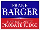 Friends of Frank Barger for Madison County Probate Judge