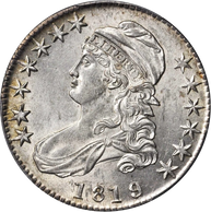 1819-8 Capped Bust Half Dollar PCGS MS61
