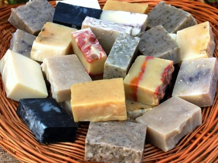 Summerlin Soaps variety soaps