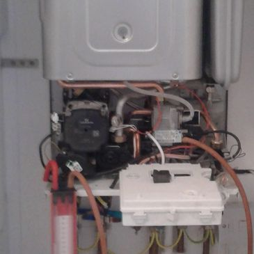 Gas boiler servicing provided by Yorkhill Gas Ltd.